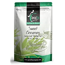 Special Tea Company Sweet Cinnamon Loose Leaf Rooibos Tea, 3-Ounce
