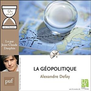 La géopolitique en 1 heure | Livre audio