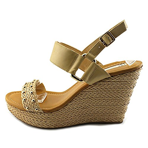 Womens Sandals INC International Honey Concepts Toe Casual Light Platform ALFFIE Open 88BEq