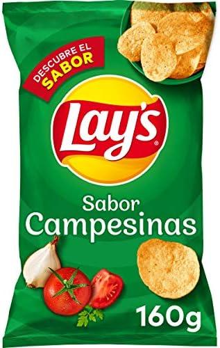 Lay's Campesinas, patatas fritas – 160 gr