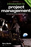 img - for Introduction to Project Management: One Small Step for the Project Manager (Cosmic MBA) book / textbook / text book