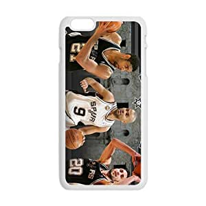 Basketball Star Fashion Comstom Plastic case cover For Iphone 6 Plus