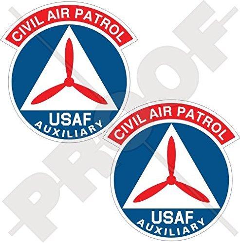 CIVIL AIR PATROL Emblem CAP Badge US Air Force Auxiliary USAF USA United States of America. American 3