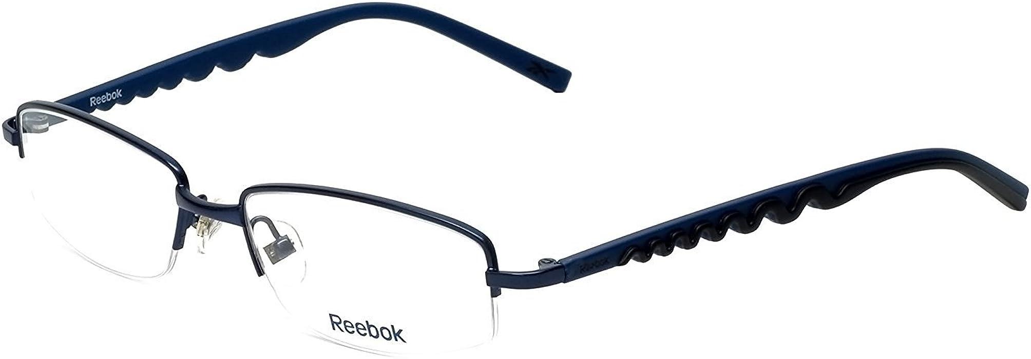 f583182013 Amazon.com  Reebok Designer Eyeglasses R1001 in Navy 52mm DEMO LENS ...