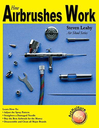 How Airbrushes Work (Paint Expert)