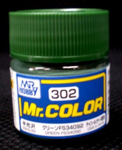 Mr.カラー C302 グリーンFS34092
