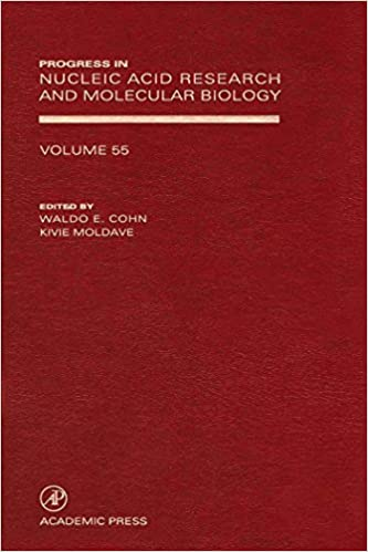 Progress in Nucleic Acid Research and Molecular Biology: 51