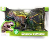 Carnotaurus Dinosaur Collection 3 Piece Set│Featured in all the Jurrasic Park and World Movies