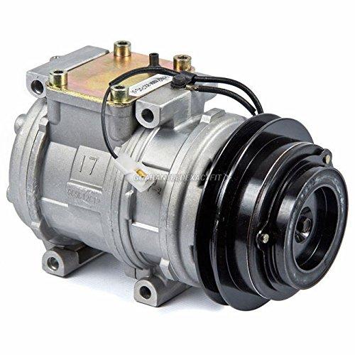 AC Compressor & A/C Clutch For Mazda MPV 1994 1995 1996 1997 1998 - BuyAutoParts 60-01350NA New