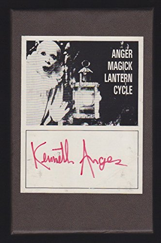 Magick Lantern Cycle : SIGNED Box Set. Volumes 1-4 Complete on VHS (NTSC)