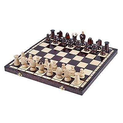 """King's"" European International Chess Set - 17.3"""