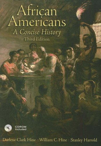 African Americans: A Concise History, 3rd Edition -