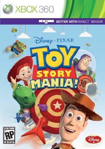 Toy Story Mania for Xbox 360 - Disney Kinect