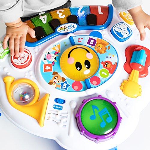 51VEyseRthL - Baby Einstein Discovering Music Activity Table