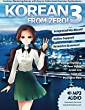 img - for Korean From Zero! 3: Continue Mastering the Korean Language with Integrated Workbook and Online Course (Volume 3) book / textbook / text book