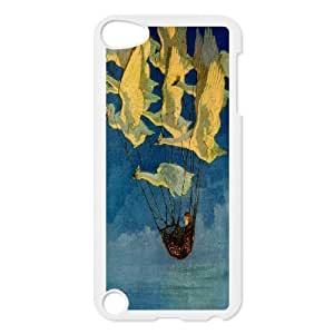 Jumphigh the Wild Swans Ipod Touch 5 Case, [White]