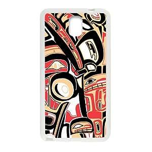 Warm-Dog Creative Pattern Custom Protective Hard Phone Cae For Samsung Galaxy Note3