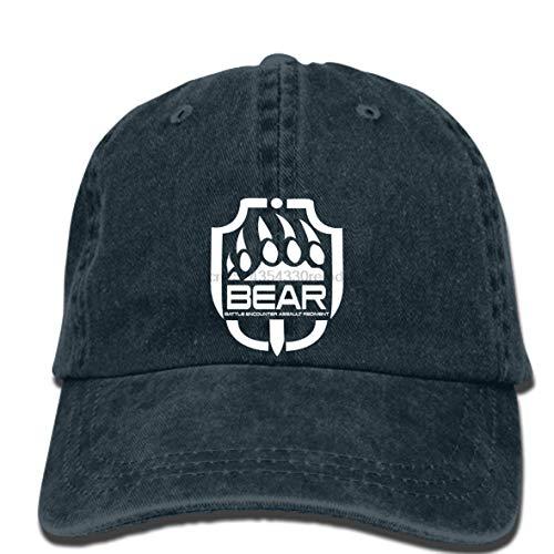 SUJV-T9 Hip hop Baseball caps Printed Men hat Escape from Tarkov Bear Women Cap