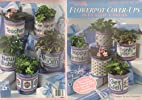 FLOWERPOT COVER-UPS in Plastic Canvas…