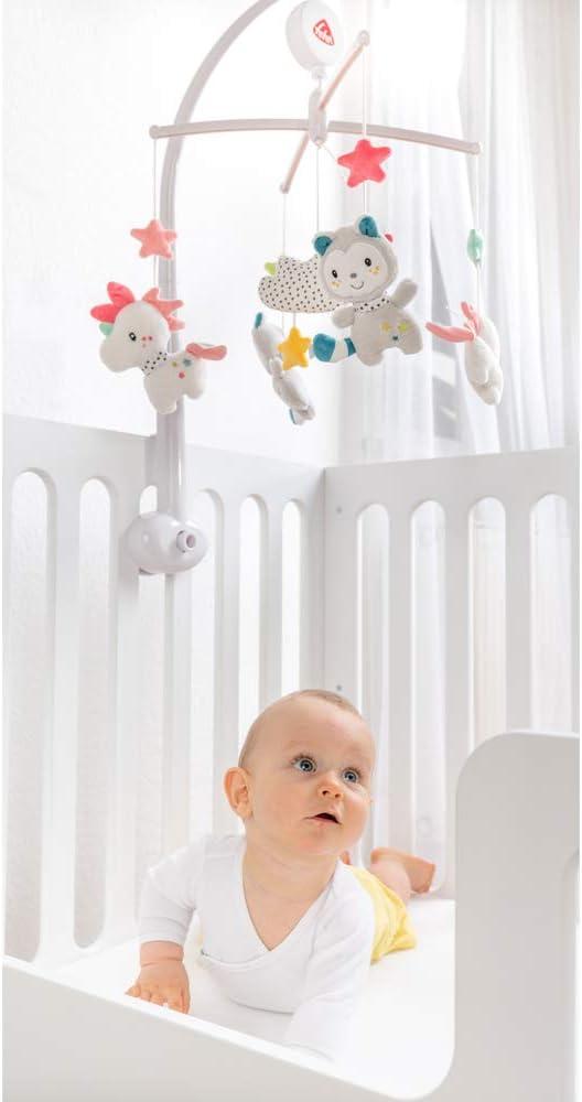 1 Stück New Kids Babybett Bell Crib Musical Mobile Kinderbett Spieluhr Geschenk