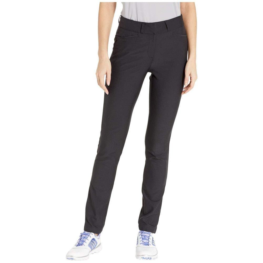 adidas Golf (アディダス) レディース ボトムスパンツ Club Full-Length Pants Black サイズ10X30.5 [並行輸入品]   B07NB3JH4L