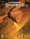 img - for Knight's Sword (ADVANCED DUNGEONS & DRAGONS, 2ND EDITION) book / textbook / text book