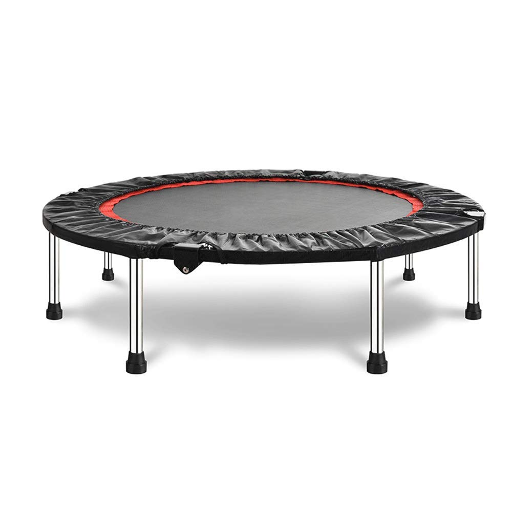 Fitness-Trampolin - Heimtraining Gewichtsabnahme-Trampolin Gymnastik-Spezial-Trampolin Startseite Kinder Indoor Bounce Bed (Last: 150kg)