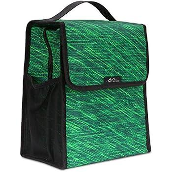 insulated lunch bag moko reusable foldable. Black Bedroom Furniture Sets. Home Design Ideas
