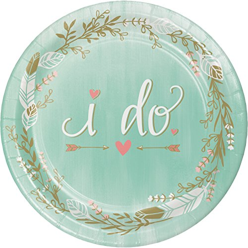 Mint to Be Dessert Plates, 24 ct