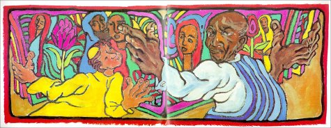 Elijah's Angel: A Story for Chanukah and Christmas by Harcourt Children's Books (Image #1)