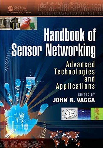 Handbook of Sensor Networking: Advanced Technologies and Applications