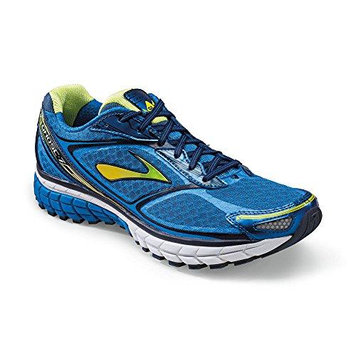Brooks Ghost 7 M, Men's Running Shoes Blue