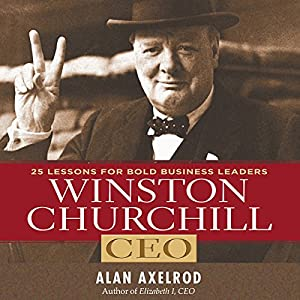 Winston Churchill, CEO Hörbuch