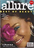 Allure Special Issue Magazine Best of Beauty Rhianna 2018
