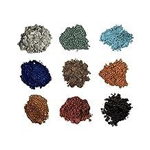 Bella Terra Cosmetics Shimmer 9-Stack Garnet