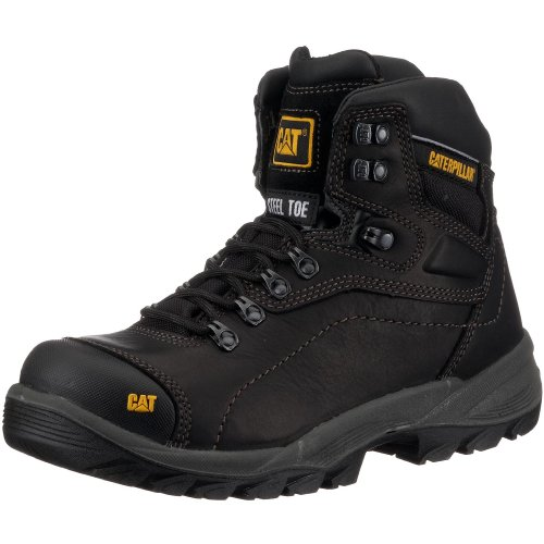 Cat Footwear Mens Diagnostic Hi S3 Safety Boots Buy Online In