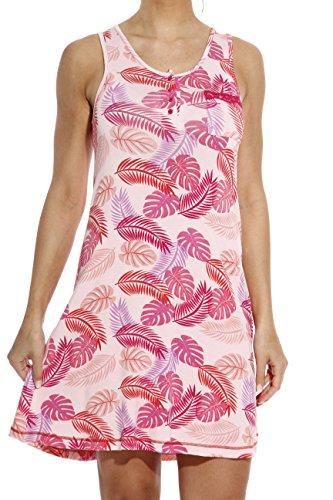 CS601097-40-M Christian Siriano New York Women Sleepwear / Chemise (Sleeveless Nightshirt)
