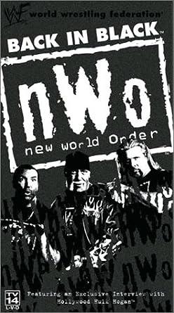 WWF WWE NWO BACK AND BAD KEVIN NASH Action- & Spielfiguren