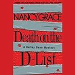 Death on the D-List: A Hailey Dean Mystery | Nancy Grace