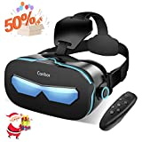 Canbor VR Headset with Remote Controller Virtual Reality...