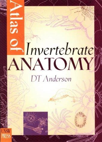 Atlas Of Invertebrate Anatomy