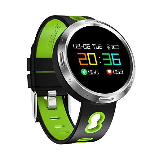 Smart Bracelet Intelligent Blood Pressure Monitors Green - 3