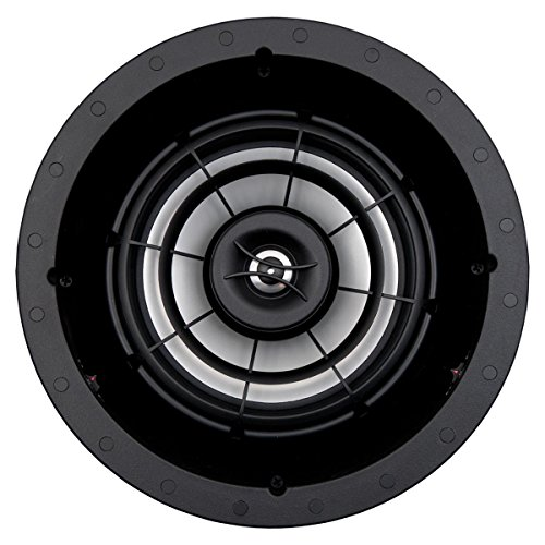 "SpeakerCraft Profile AIM8 Three 8"" In-Ceiling Speaker (Each) Silver ASM58301"