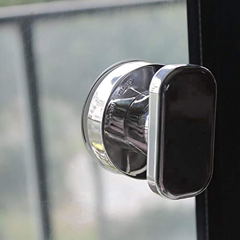 4 piezas Kitchen-dream Fuerte ventosa Caj/ón Espejo de vidrio Azulejo de la pared Manijas Manijas de la puerta del ba/ño del inodoro Tirador de la puerta de vidrio Manija y botones adsorbentes