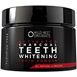Best Organic Mos - Organic Coconut Charcoal Teeth Whitening, Tooth And Gum Review