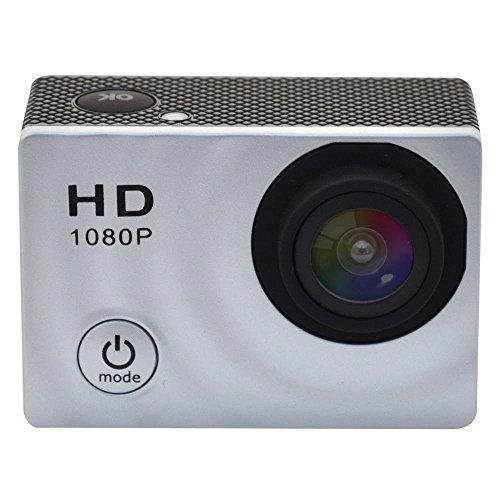 Pro Reel Waterproof Action Camera - Silver by Digital Gadgets