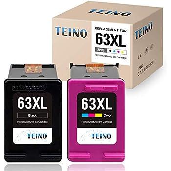 Amazon.com: Teino - Cartuchos de tinta remanufacturados de ...