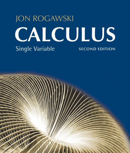 Single Variable Calculus: Chapters 1-12
