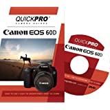Canon 60D Instructional DVD by QuickPro Camera Guides