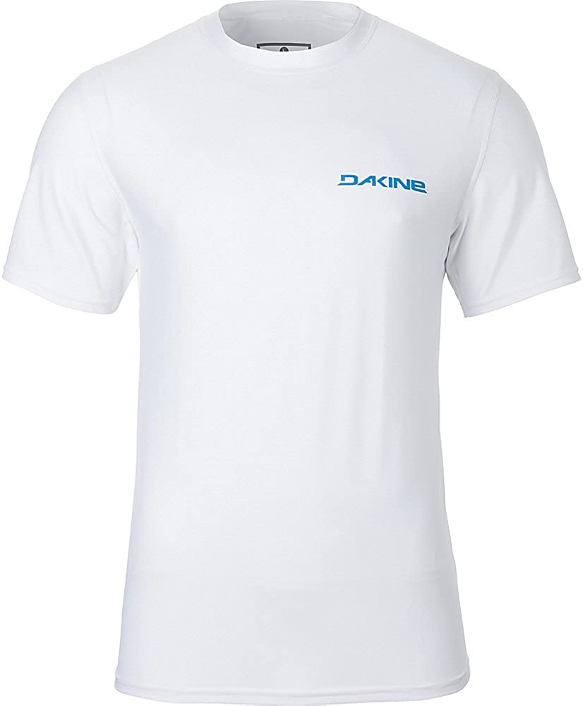 Dakine Men's Heavy Duty Loose Fit Short Sleeve Rashguard Shirt